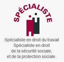 08bc819fbc3 Avocat spécialiste en droit du travail et droit de la sécurité sociale  Rennes